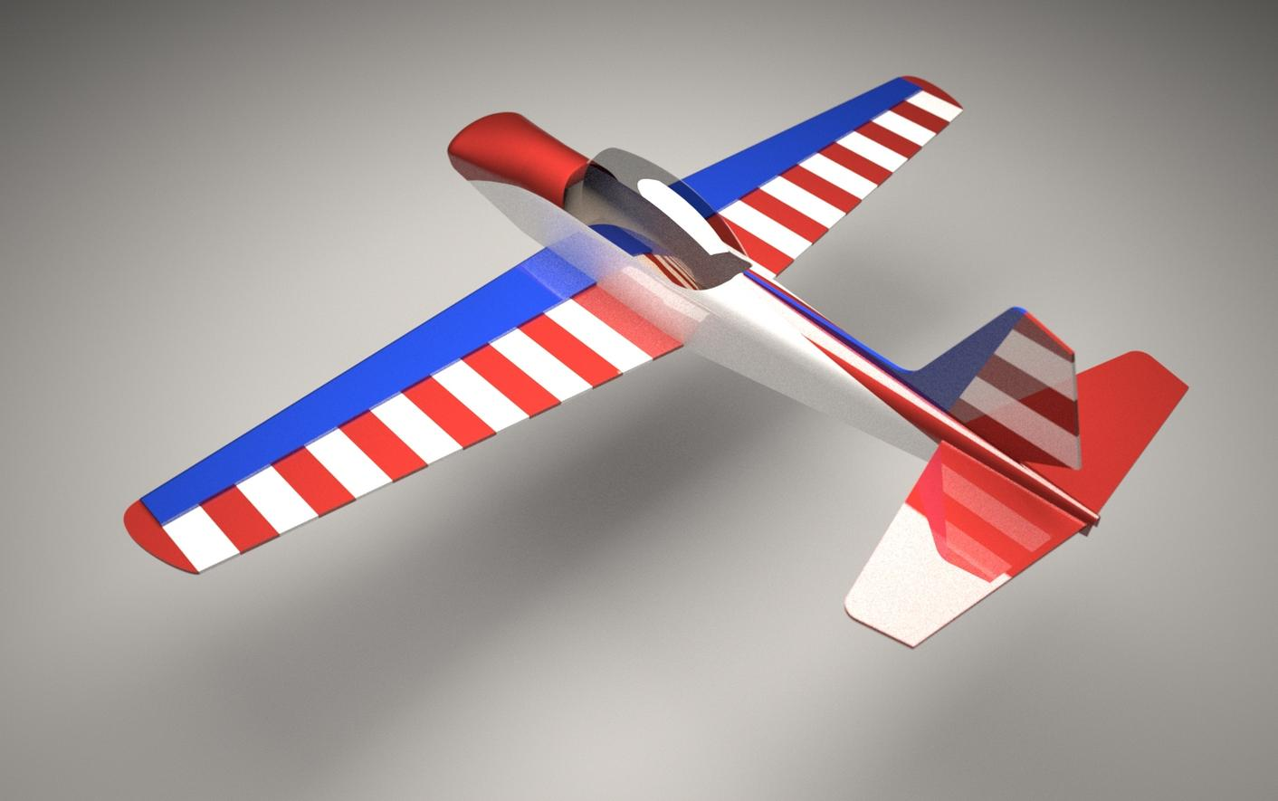 I've wanted to have one of these since I saw a CG ad in Model Airplane News when I was a kid.    not just a Chipmunk...