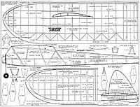 Name: Starduster lowres.jpg Views: 35 Size: 95.5 KB Description: Starduster plan, Flying Models Aug/Sep 1960 (low res).