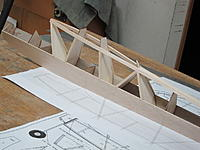 Name: 16.JPG Views: 15 Size: 286.8 KB Description: 16. I still need to install some balsa filler sheet above the side strips that form the top of the cabin.