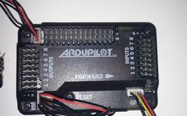 Authentic 3DR APM 2.5 full setup.