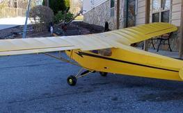 I/3 Scale Piper Cub  Blasa USA
