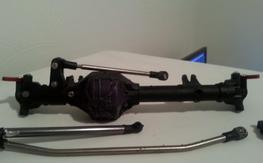 FS: Wraith AR60 axles Vanquish goodies
