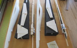 2 LEG Jart kits NIB