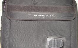 Wing tote Radio tote