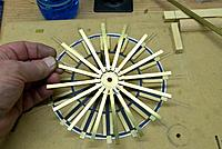 Name: AAA_0019.jpg Views: 55 Size: 153.4 KB Description: 1 of 4 brass paddle wheels. Note soldering jig used to hold spokes in place
