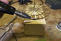 Name: DSC_0011.jpg Views: 56 Size: 142.3 KB Description: Resistance soldering outer hoop on a wheel. This thing is worth picking up if you are going to do this sort of work.