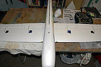 Name: Bixler 2 Flap Servos and ailerons.jpg