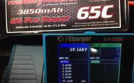 Thunder Power 5s 3850 mAh