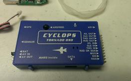 Cyclops Tornado OSD with Programmer