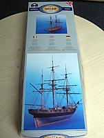 Name: Caldercraft Kit - HMS Snake.jpg