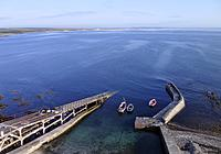 Name: Ackergill Harbour and Reiss Beach.jpg