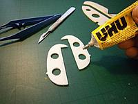 Name: PB241226.jpg Views: 117 Size: 118.8 KB Description: Rudder halves glued together