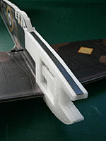 Name: PB261235.jpg Views: 119 Size: 70.6 KB Description: Carbon fiber strip put in place to reinforce that long nose