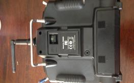 JR 9303 2.4 Transmitter with Battery