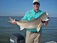 Name: Randy's big Red Drum.jpg