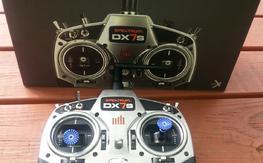 DX7s Spektrum Radio