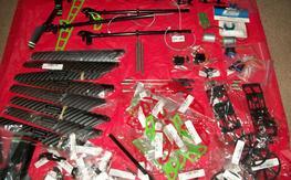 MJX F45 Parts Lot