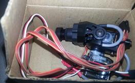 Fatshark 600tvl pan&tilt camera