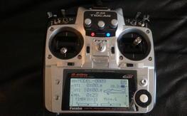Futaba 10CAG Transmitter
