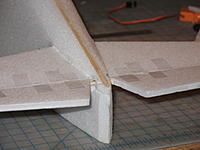 Name: aft fuse filler sanded.jpg