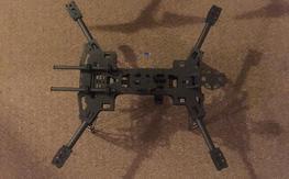 Alien 560mm H4 quad frame