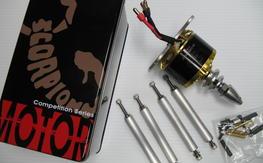 Scorpion SII 5525-210kv  30cc size motor