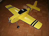 Name: Yellow P-51.jpg