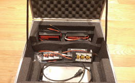 60amp charger setup & power supply