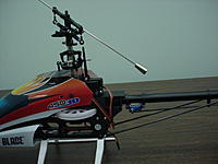 Name: DSC03910.JPG Views: 3 Size: 489.9 KB Description: 450 FP tail boom clearance. No chance for a boom strike, unless you crash violently.
