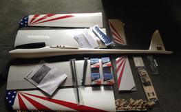 Masala 3480mm/Wing servos