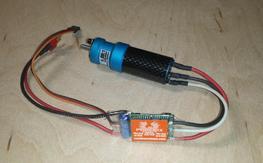 miniAC 1215/16 with 6:1 gb and pheonix 25
