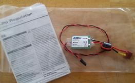 2-3 Cell LiPo Regulator, 5.5V (EFLA120) have 2