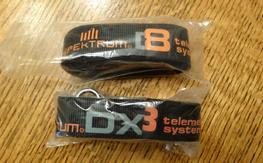 DX8 Transmitter Neck Strap