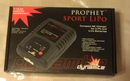 Dynamite Prophet Sport 2s-3s auto charger - New in box!