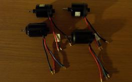 ParkZone  15-motors