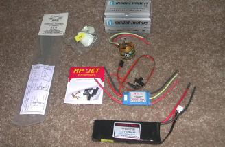 Recommended power system components.