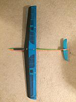 Name: Speedo Slope Top.jpg Views: 6 Size: 437.5 KB Description: This is the slope version of the Speedo that I built and maidened the other day. Its a really nice kit and a fun plane to fly if you do any slope flying.