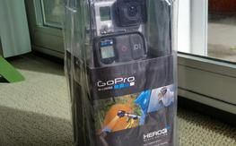 Brand new  gopro Hero3+ black edition (never open)