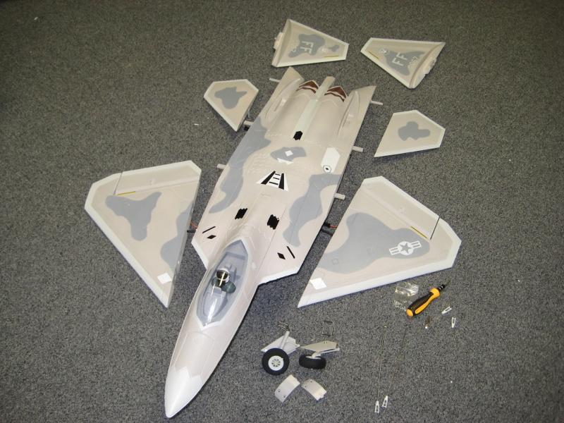 Freewing 64mm F 22 Raptor Rc Groups