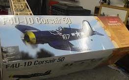Hangar 9 Corsair 50 for Trade