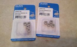 8x Align 3x8x4 Bearings