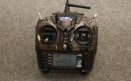 JR XG8 with DragonLink V2 Hardwired