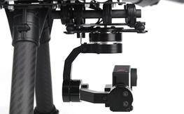 X-Cam A-10 3 axis Gimbal