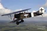J1mk Peter Rake designed Fokker DVII