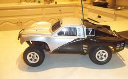 Traxxas Mini Slash 1/16 4 Wheel Drive, Electric