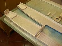 Name: DSC01277 (Medium).JPG Views: 38 Size: 130.9 KB Description: Main bulkhead are added perfectly square on one side