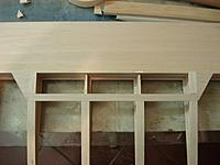 Name: DSC01333 (Medium).JPG Views: 33 Size: 129.3 KB Description: Capstrip are cutted and lined with 1/8 balsa stick