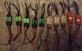10x 20-30a ESCs, Only $6 Ea!!! Need Gone