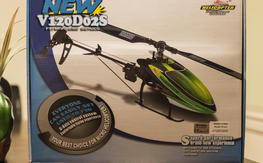 Walkera NEW V120D02S 3D Mini Helicopter