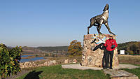 Name: Vilniusvilkas.jpg Views: 255 Size: 164.1 KB Description: Symbol of Vilnius, wolf!